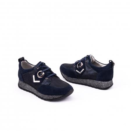 Pantof casual 191651 bleumarin1