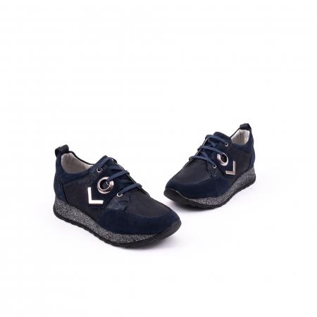 Pantof casual 191651 bleumarin3