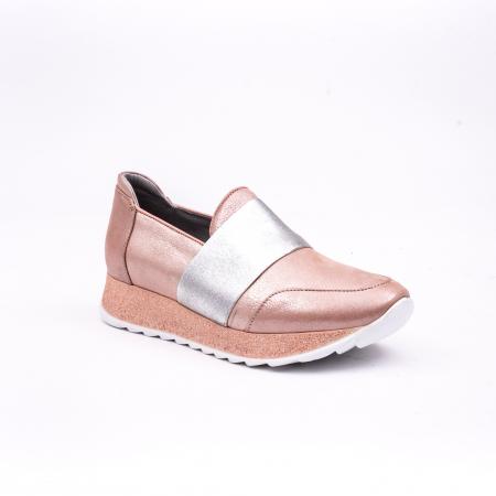 Pantof casual Catali 191652 pudra0