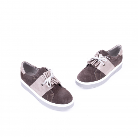 Pantof casual Catali 191654 taupe1