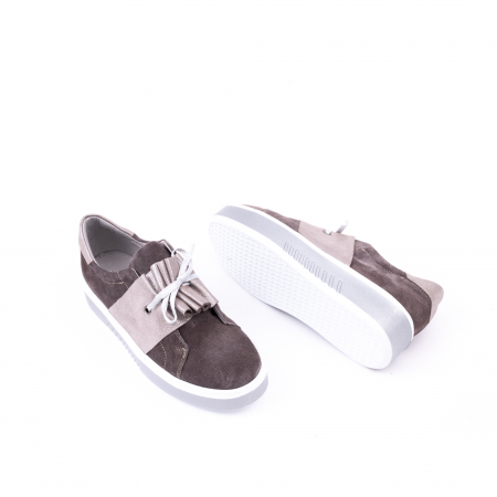 Pantof casual Catali 191654 taupe3