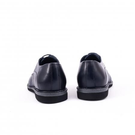 Pantof casual barbat 181591 bleumarin