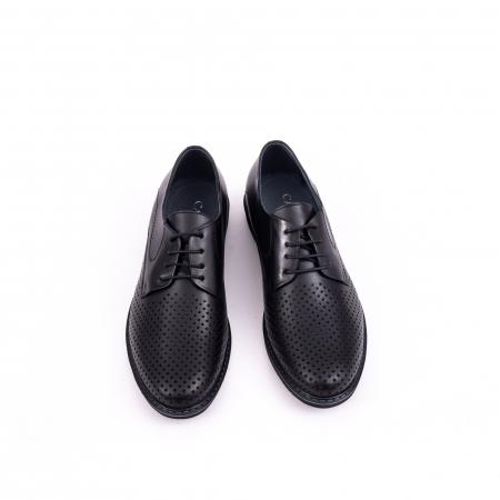 Pantof casual barbat 181591 negru5
