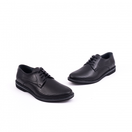 Pantof casual barbat 181591 negru1