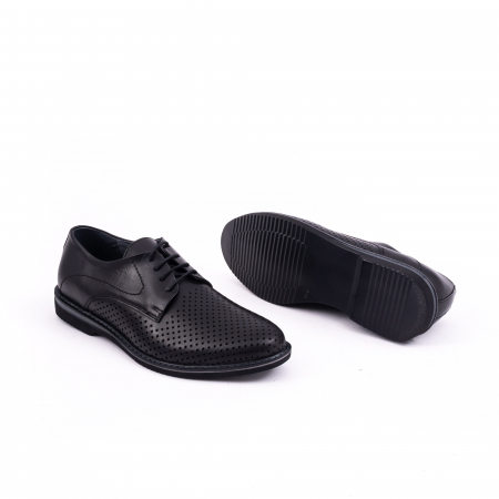Pantof casual barbat 181591 negru2