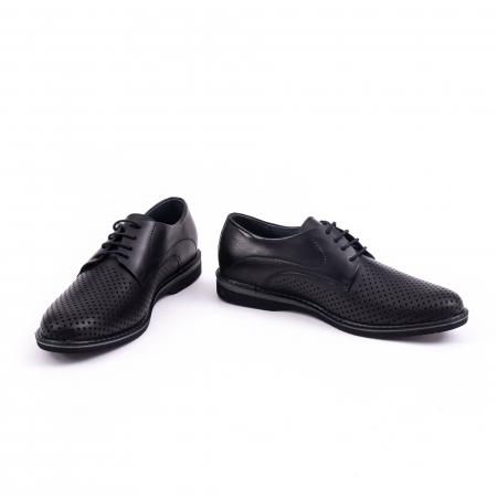 Pantof casual barbat 181591 negru4