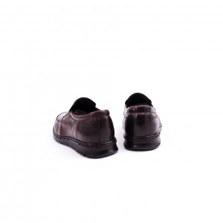 Pantof casual barbat 191525CR maro6