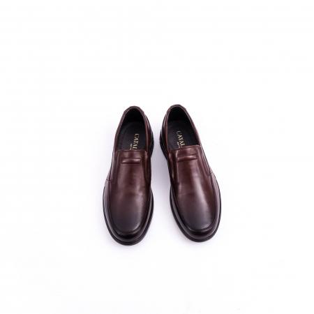 Pantof casual barbat 191525CR maro5
