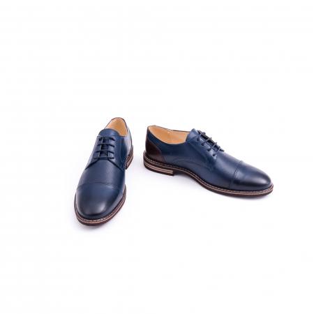 Pantof casual barbat CataliShoes 181594CR bleumarin4