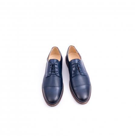 Pantof casual barbat CataliShoes 181594CR bleumarin5