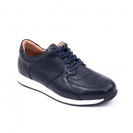 Pantof casual barbat LFX 519 bleumarin0