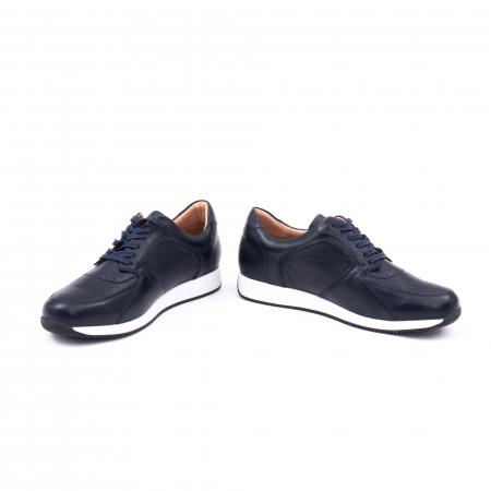 Pantof casual barbat LFX 519 bleumarin4