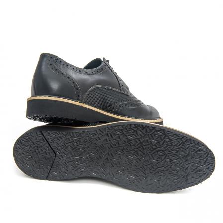 Pantof casual barbat LFX 789  negru