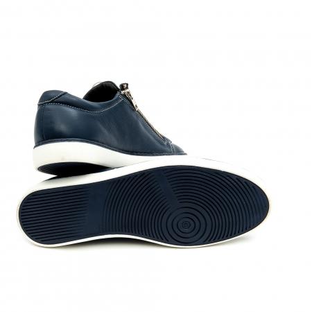 Pantof casual barbat LFX 801 bleumarin2