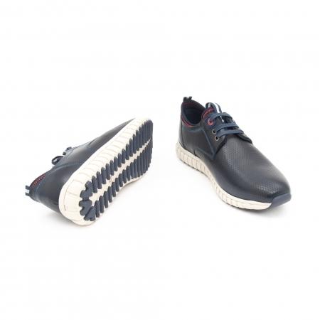 Pantof casual barbat LFX 942 bleumarin3