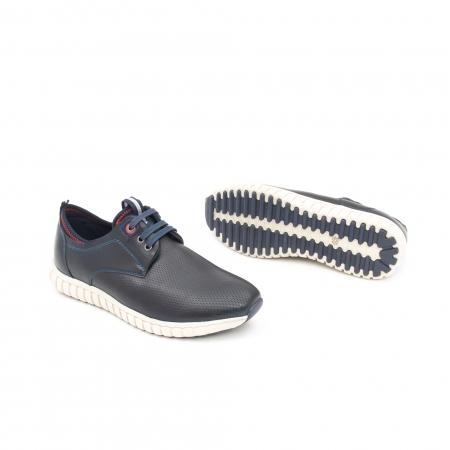 Pantof casual barbat LFX 942 bleumarin2