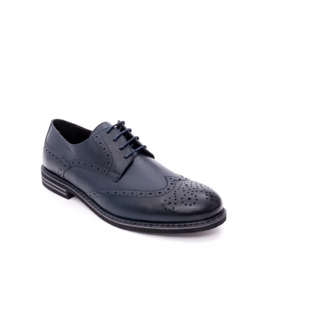 Pantof casual barbat LFX 979 bleumarin