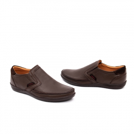 Pantof casual barbat OT 220 maro1
