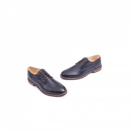 Pantof casual CataliShoes 171534CR bleumarin4