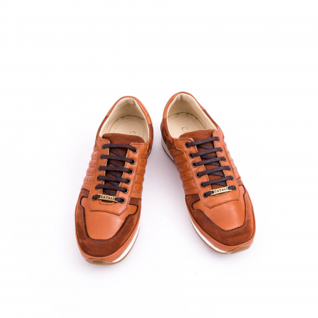 Pantof casual CataliShoes 191534 STAR maro5