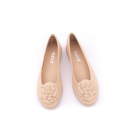 Pantof casual dama B226 bej
