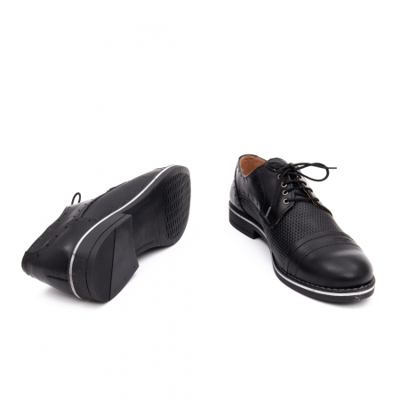 Pantof casual dama LFX 094 negru3