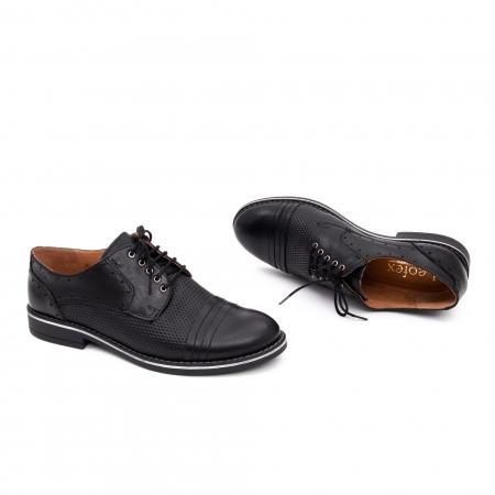 Pantof casual dama LFX 094 negru1