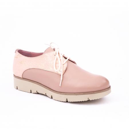 Pantof casual dama LFX 200 pudra0
