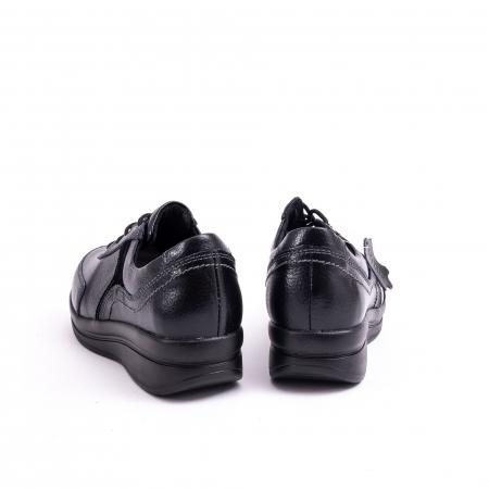 Pantof casual dama marca Angel Blue F002-94 black