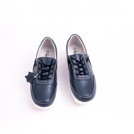 Pantof casual  Angel Blue F002-94 bleumarin