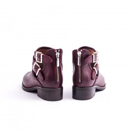 Pantof casual LFX 320 visiniu