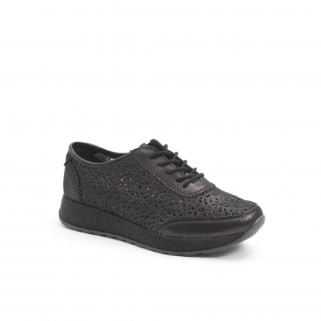 Pantof casual vara 67052 negru