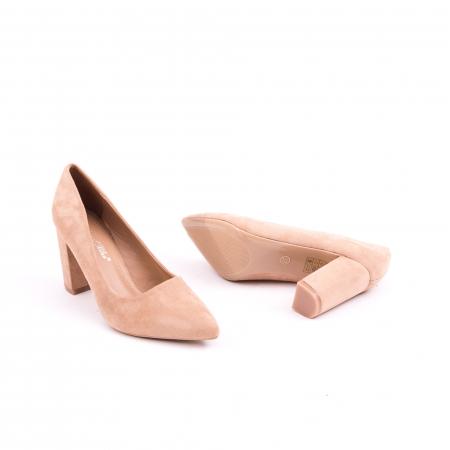 Pantof elegant 659 nude3