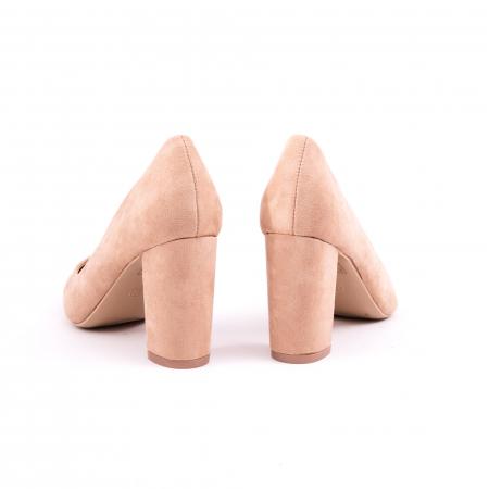 Pantof elegant 659 nude6
