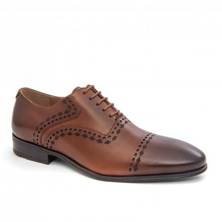Pantof elegant barbat- LFX 748 MARO0