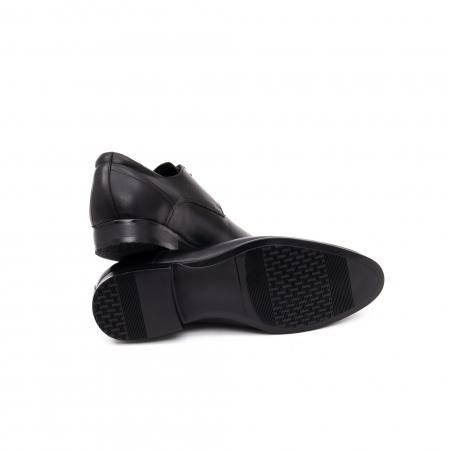 Pantof elegant barbat LFX 935 negru4