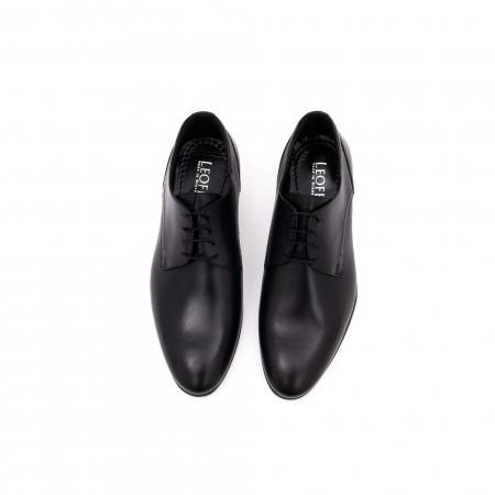 Pantof elegant barbat LFX 935 negru5