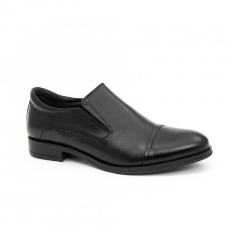 Pantof elegant barbat LFX 970 negru box0