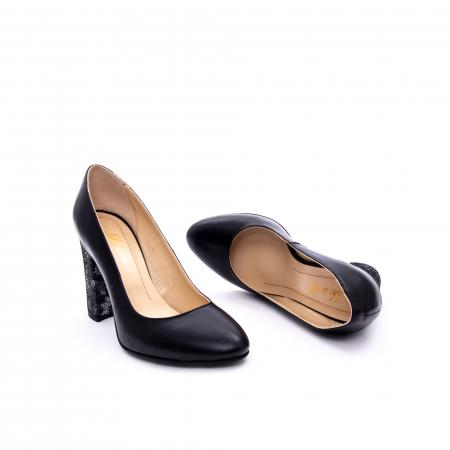 Pantof elegant dama marca Nike Invest 1014 negru