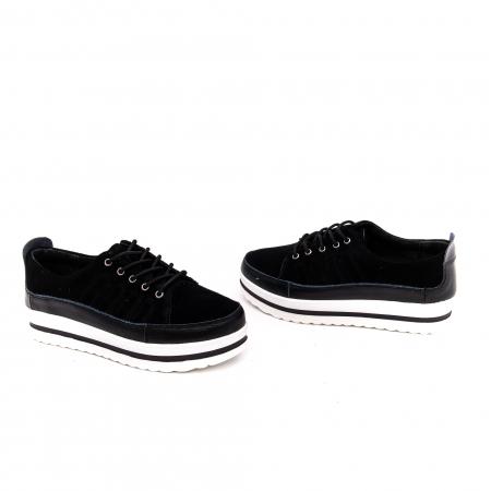 Pantof sport dama -cod VK-F001-447 black