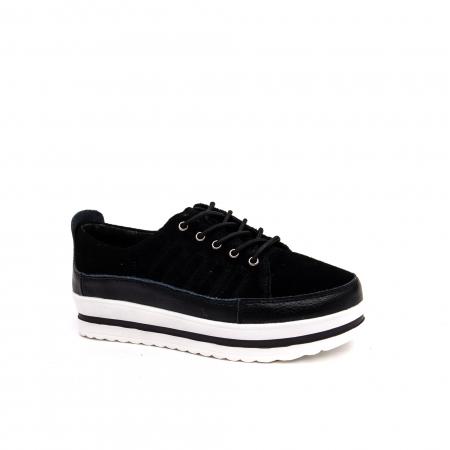 Pantof sport dama -cod VK-F001-447 black0