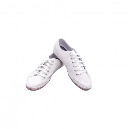 Pantofi sport de vara unisex Le Coq Sportif 1711173 grandville cvs, alb2