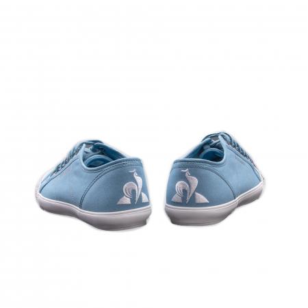 Pantofi sport de vara unisex Le Coq Sportif 1820071 deauvile sport, bleu5
