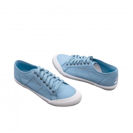 Pantofi sport de vara unisex Le Coq Sportif 1820071 deauvile sport, bleu2