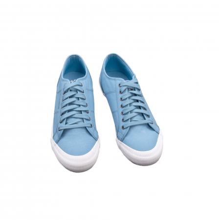 Pantofi sport de vara unisex Le Coq Sportif 1820071 deauvile sport, bleu4