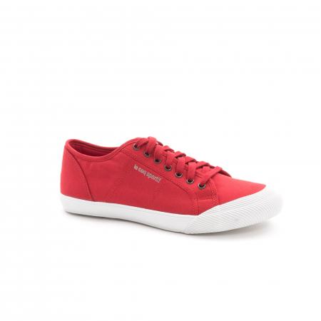 Pantofi sport unisex Le Coq Sportif 1820070 deauville sport, rosu0