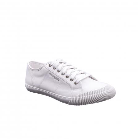 Pantofi sport vara  unisex Le Coq Sportif 1820069 deauville sport, alb0