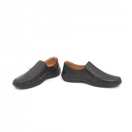 Pantof vara barbat OT 150 negru