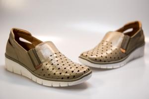 Pantof vara dama LFX 107 bej2