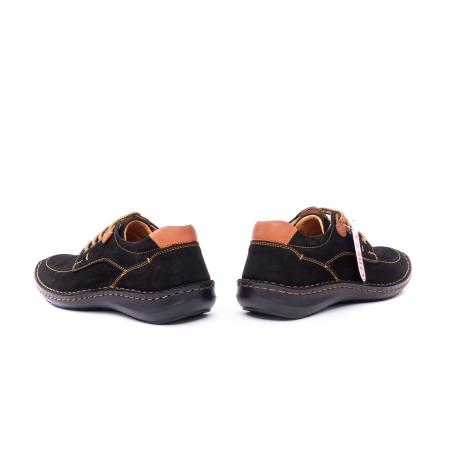 Pantof vara OT 9568 negru